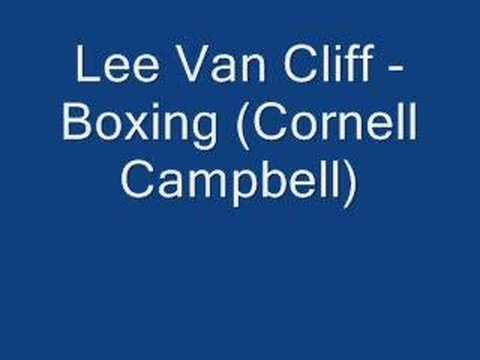 Cornell Campbell - Boxing Ft. Lee Van Cliff