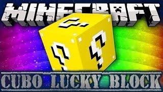 Minecraft Cubo Lucky Block #9 - Nessuno è onesto w/ Tech4play JacoRollo
