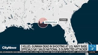 Deadly U.S. Navy base shooting