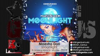 Maestro Don - Moonlight (Raw) (Official Audio 2019)