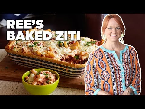 Cheesy Baked Ziti with Ree Drummond | Food Network