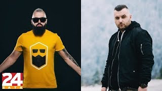Jala Brat i Buba Corelli: 'Senidah je naš brat' | 24 pitanja
