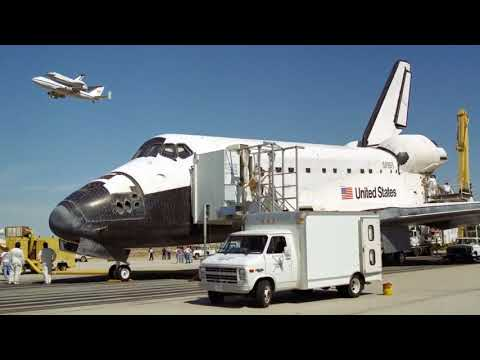 The history of space travel timeline