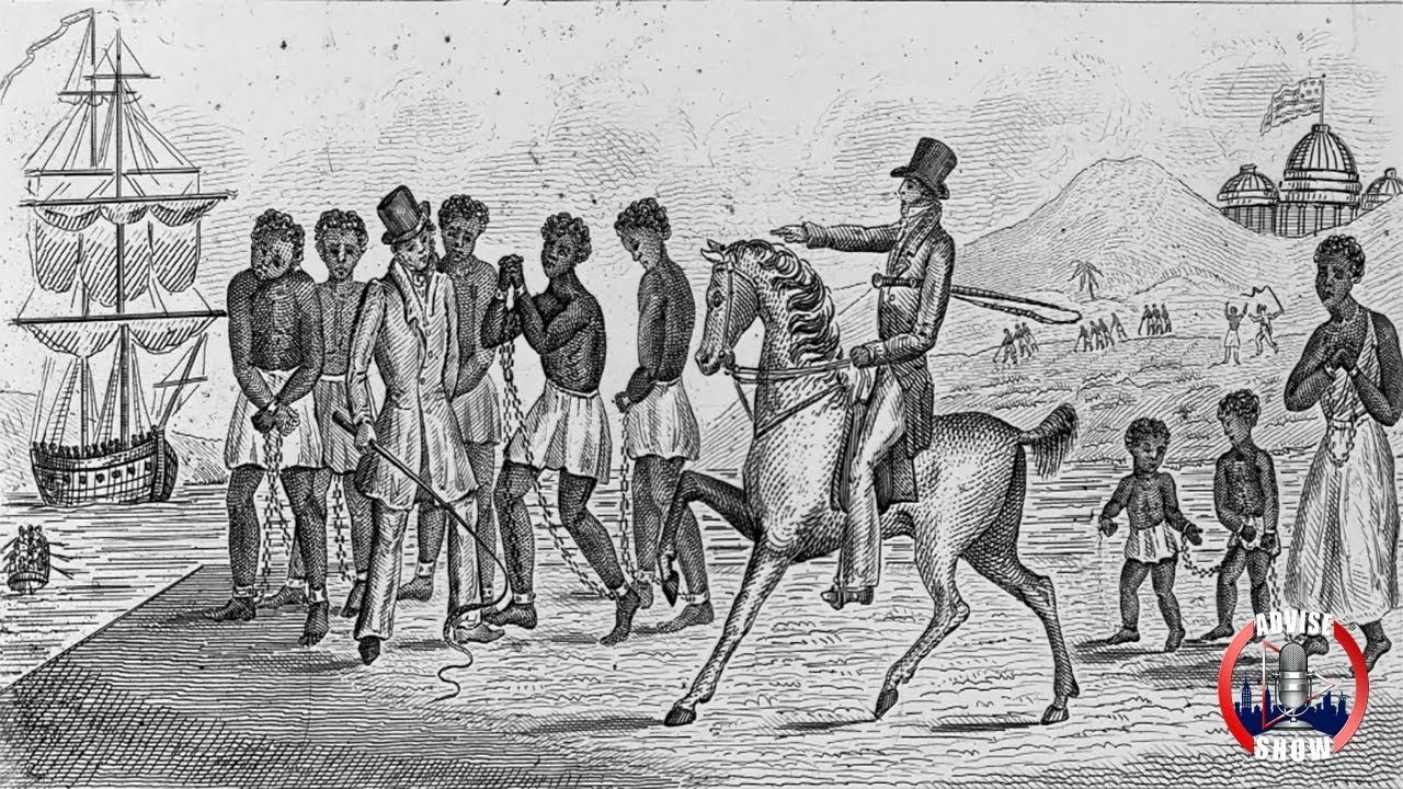 US & British Slaveowners Were Paid Reparations For Losing Slaves By Abolishment Of Slavery