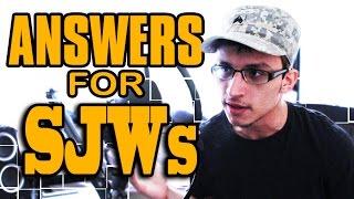 Answers for SJWs: CHRIS RAY GUN EDITION