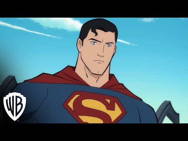 Superman: Man of Tomorrow | Trailer | Warner Bros. Entertainment