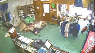 Hey Ron, Hey Billy (Security Footage)