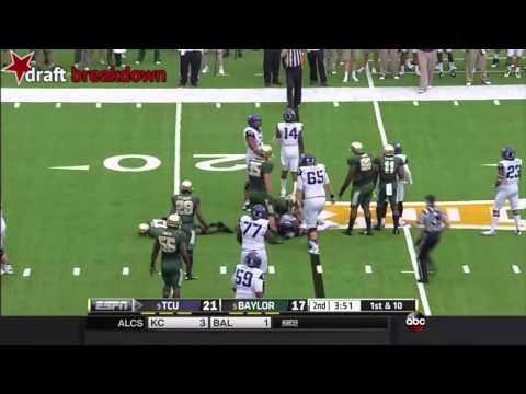 Trevone Boykin (QB, TCU) vs Baylor (2014)