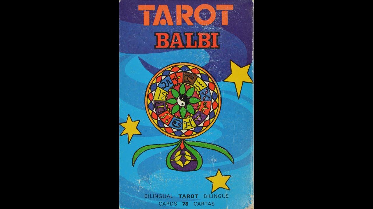 TAROT BALBI By NH Fournier (VITORIA) España