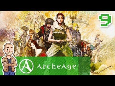 ArcheAge Gameplay Part 9 - Seeking Malcolm - Let's Play Series
