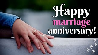 Marriage Anniversary Wishes | Happy Wedding Anniversary Wishes Greetings, Quotes, Sms For Couple