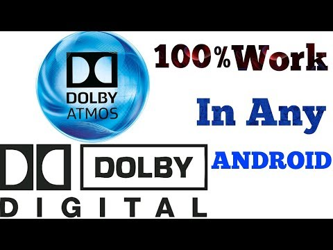 How To Install Dolby Atmos(New Updated)In Any Android Without Root In Hindi.