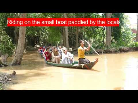 Eco tours to authentic Cambodian villages