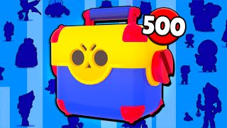 I Spent $2000 on 500 Mega Boxes.. Heres What Happened... 😮