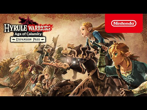 Hyrule Warriors: Age of Calamity – Expansion Pass Wave 1 - coming June 18th!