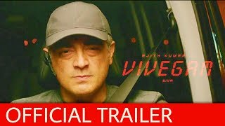 Vivegam Official Trailer   Ajith, Kajal Agarwal, Director Siva, Anirudh   Review and Reactions