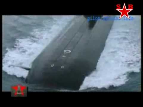 Typhoon class submarine - the Soviet Levithan