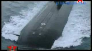 Typhoon class submarine - the Soviet Levithan