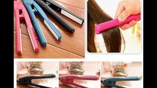 видео Профессиональный выпрямитель для волос купить дешево