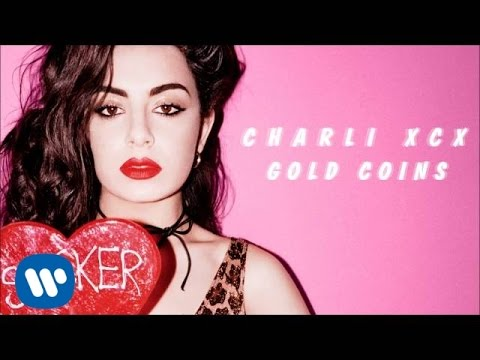 Charli XCX - Gold Coins (official audio)