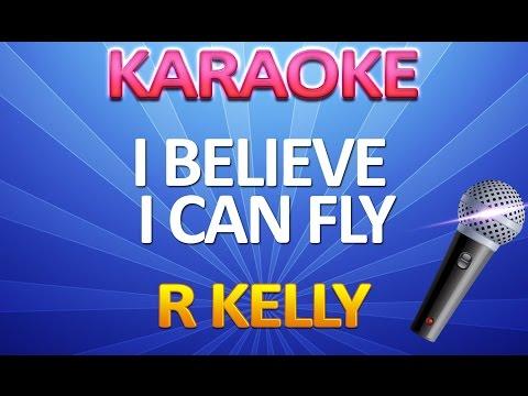 I Believe I Can Fly - R Kelly KARAOKE