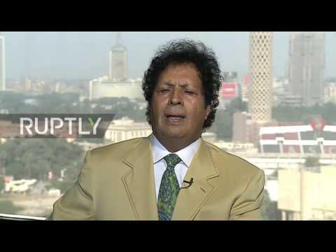 Egypt: Gaddafi's cousin calls on UN to investigate late leader's killing