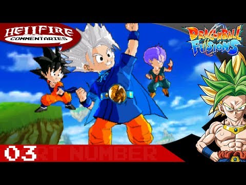 Dragon Ball Fusions playthrough [Part 3: Ricochet Rampage]
