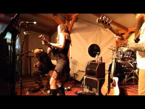 "Diane Patterson & Spirit Radio - ""Love and Revolution"" Inlakesh 6-28-14"