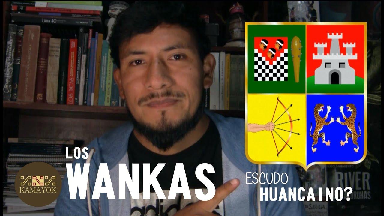 Download Los WANKAS y el origen de HUANCAYO como REDUCCIÓN INDÍGENA del PERÚ en el siglo XVI.