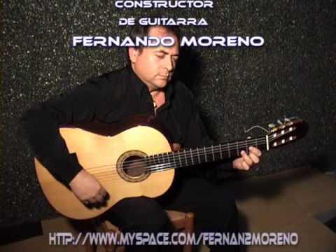 GUITARRA DEL CONSTRUCTOR FERNANDO MORENO--GUAJIRA ...