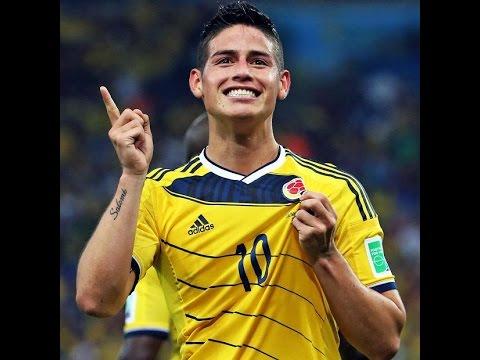 James Rodríguez - Best Goals, Assists & Skills