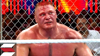 Craziest WWE Hell In A Cell Matches