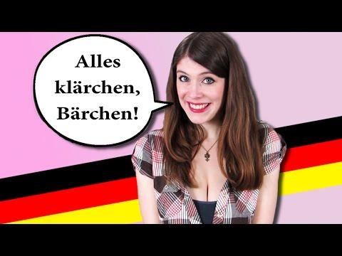How Germans CUTIFY Their Native Language