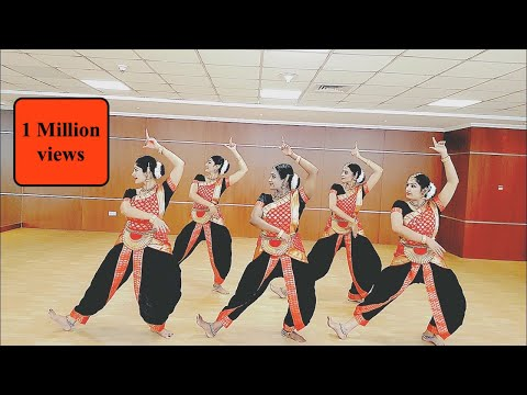 Shree Ganeshay Dheemahi - Semi classical Performance- Choreography by Parvathy Raj