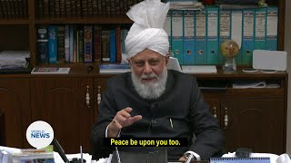 This Week With Huzoor - 20 November 2020