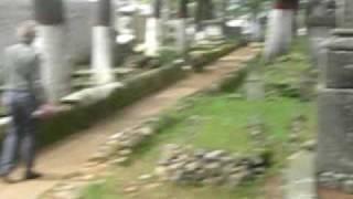 MAYOR DE GAITAS CEMENTERIO DE MINERAL DEL MONTE