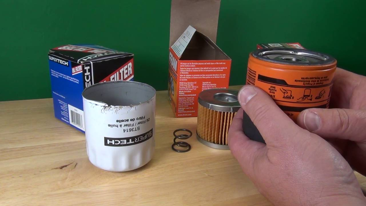 small resolution of oil filter change how tight