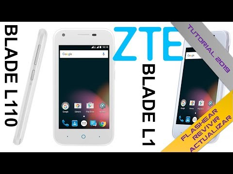 ZTE BLADE A110 FIRMWARE AND FLASH FILE 100% TESTED by Octoplus