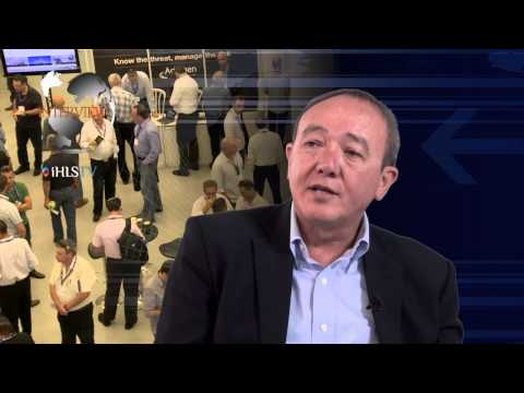 iHLS TV - Eliezer Marom, on Offshore Security