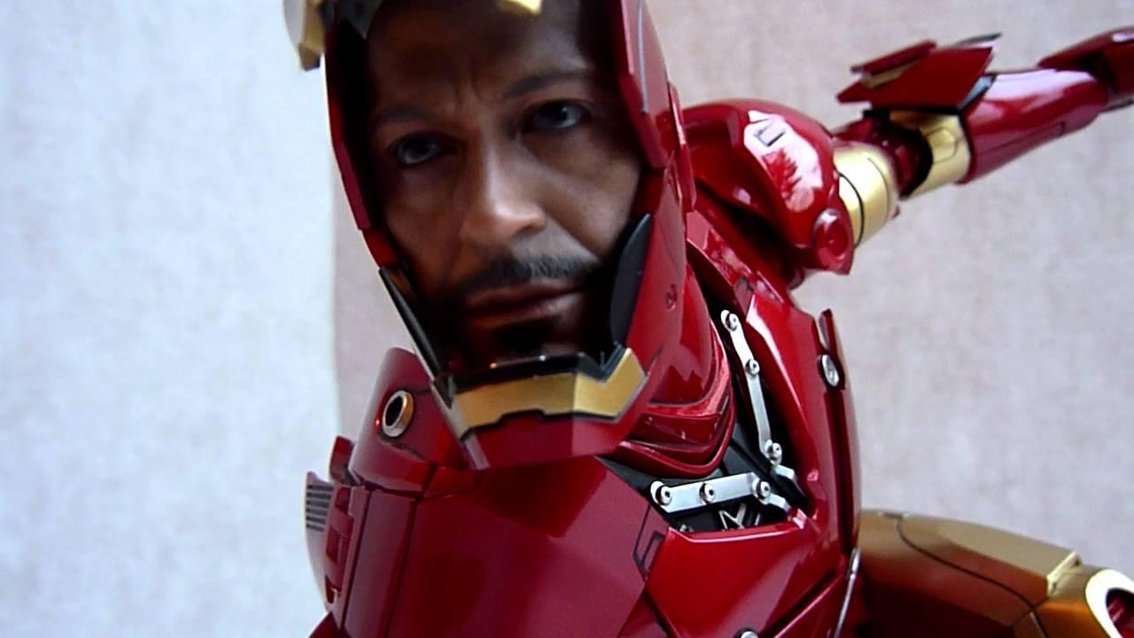 Hot toys, Iron man MK3 die cast