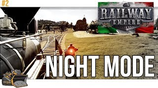Checking out night mode | Railway Empire Mexico gameplay part 2
