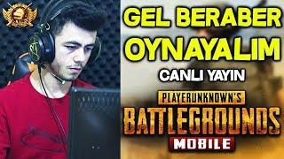 HAYAT OFFLİNE TUGİ ONLİNE PUBG Mobile CANLI YAYIN