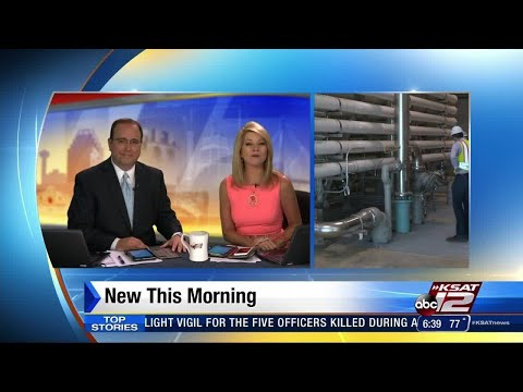 Video: SAWS prepares to deliver water from desalination plant