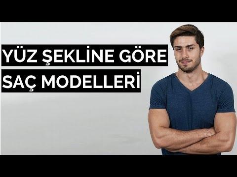 Yüz Şekline Göre Erkek Saç Modelleri |...