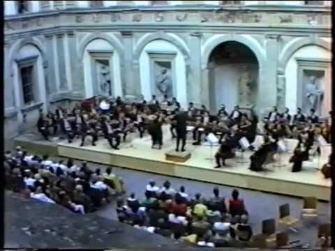 Nana Jashvili, E.Chausson - Poeme for violin & orchestra op.25