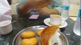 Irani chai with Bun - Noor Cafe