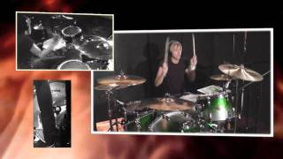 Motley Crue - DRUM COVER - Dr Feelgood