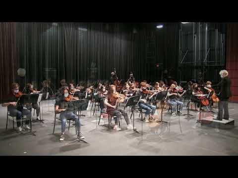 A Holiday Performance   Rutherford B Hayes High School Orchestras