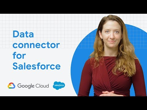 Data Connector for Salesforce