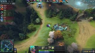 DOTA 2 BOT MAJOR - Group B Game 10 - Simply Better Bots vs Bot Experiment Credit: Furiouspuppy